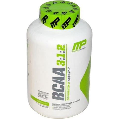 MusclePharm Bcaa 312 240 caps
