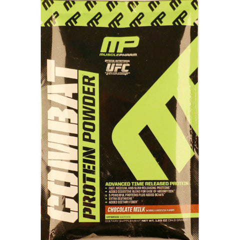 MusclePharm Combat Sample