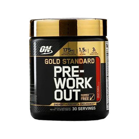 Optimum Nutrition Gold Standard Pre-Workout 300g