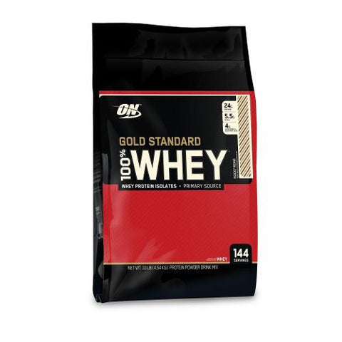Optimum Nutrition Gold Standard Whey Isolate 10lb