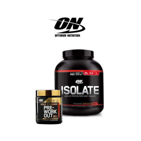 Optimum Nutrition Stack 1