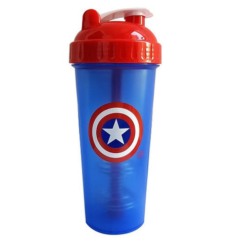 Perfect Shaker Hero Series Captain America 800ml