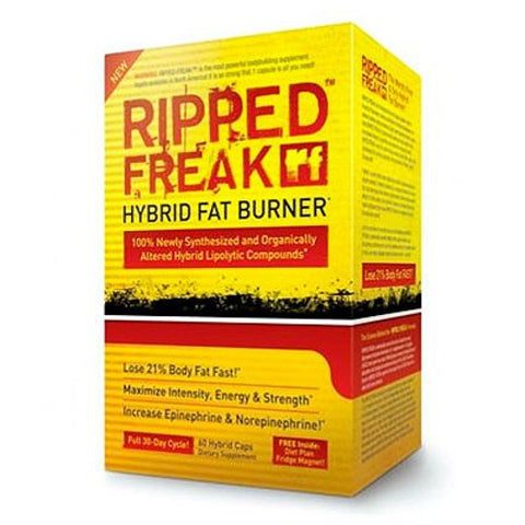 Pharmafreak Ripped Freak 70 Capsules