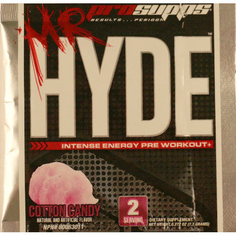 ProSupps Mr Hyde Sample