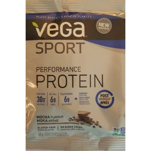 Vega Performance Protein Sample