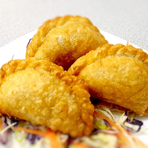 11. Beef Curry Puffs