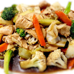 19. Stir Fried Oyster Sauce