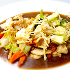 25. Stir Fried Ginger