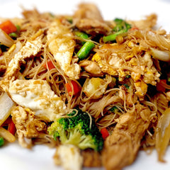 33. Stir Fried Noodle and Egg