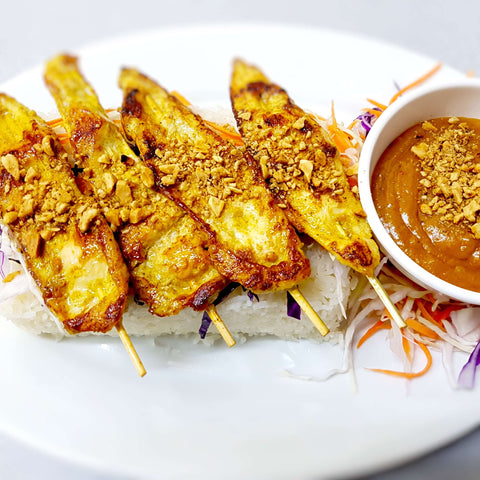 39. Chicken Satay Meal
