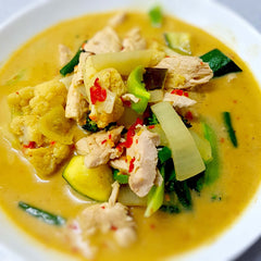43. Yellow Curry