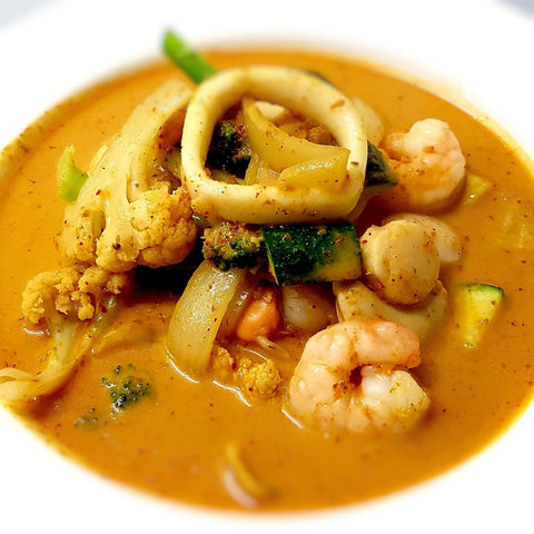 44. Red Curry