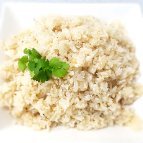 47. Garlic Rice