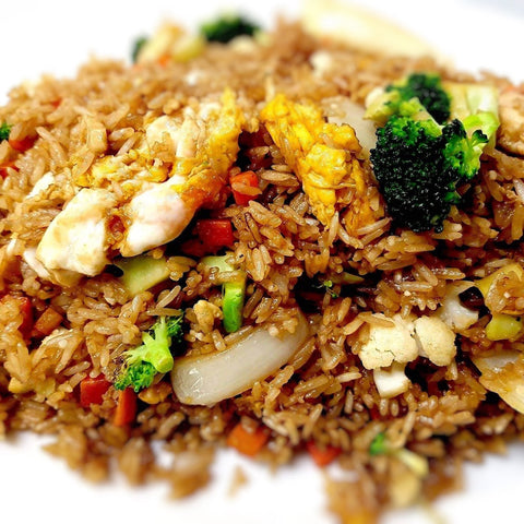 48. Fried Rice (Vegetarian)