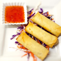 08. Thai Vegetable Spring Rolls
