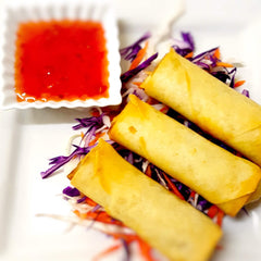 09. Thai Chicken Spring Rolls