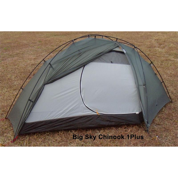 Big Sky Chinook 1Plus tent