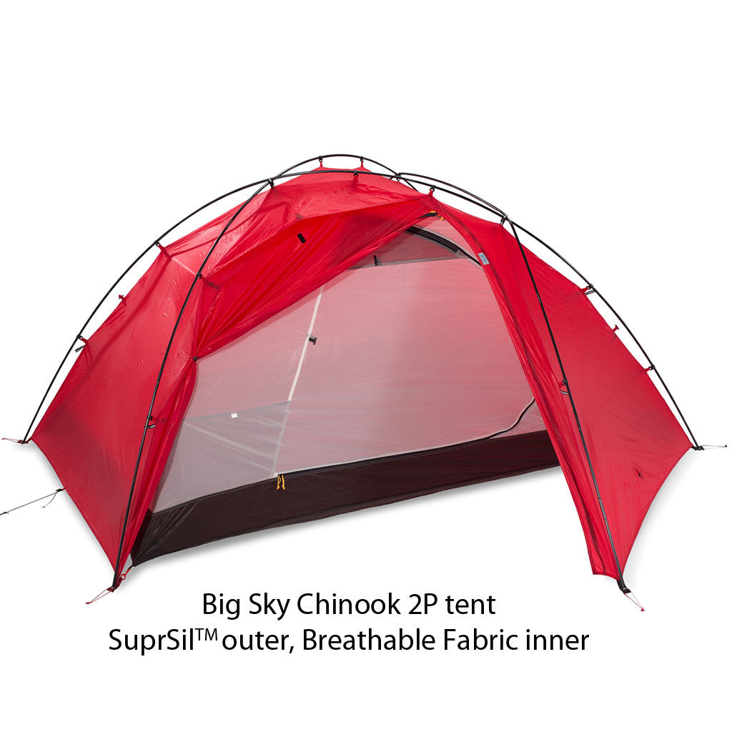 Big Sky Chinook 2P tent