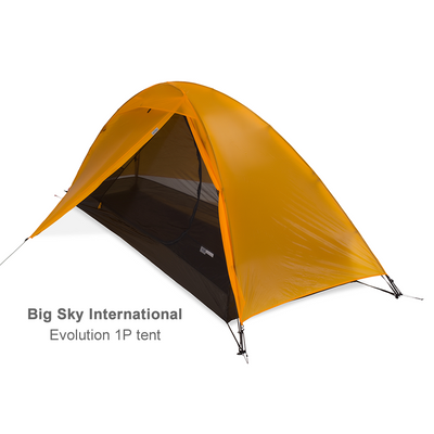 Big Sky Evolution 1P tent