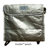 Insulite™ insulated food pouch freezer bag cooking cozy