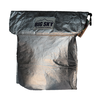 Big Sky Insulite™ insulated food pouch freezer bag cooking cozy