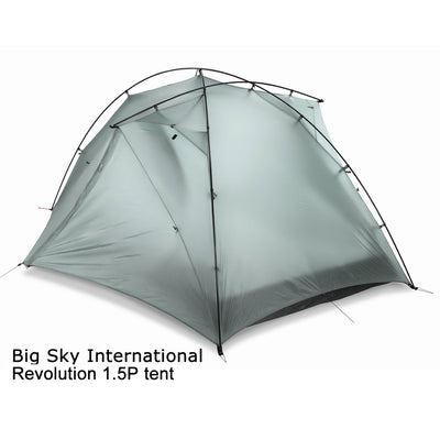 Big Sky tent INNER ONLY, sizes: 1P, 1Plus, 1.5P, 2P styles: Mesh Netting, Breathable Fabric