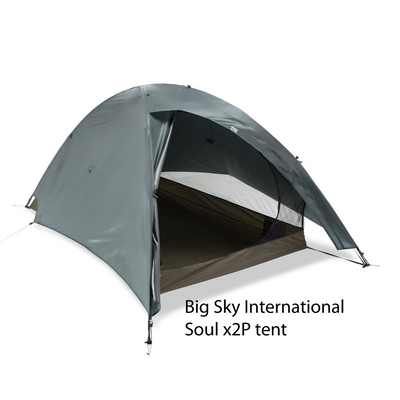 Big Sky Soul x2 tent - Ultra Light Bargain and BikePacking versions