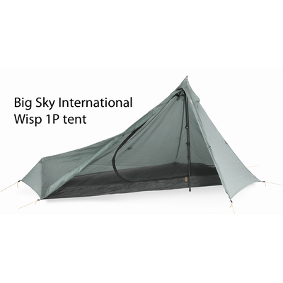 "Big Sky ""Moon View"" Wisp 1P ""Super Bivy"" tent"