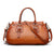 Women Genuine Leather Designer Handbag Fashion Satchel Bag Handbag SL9173