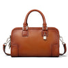 Women Bag Fashion Handbag Genuine Leather Handbag With Strap SL9264 - Unihandmade