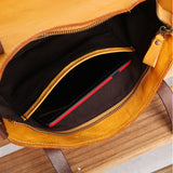 Tote Bag Pattern Full Grain Leather Handmade Tote Bags for Women  CF34