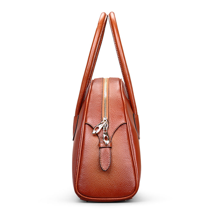 Wholesale Real Leather Handbags Women Handbags Lady Tote Bag SL9437