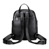 Vintage Leather Backpack For School, Handmade Leather Backpack SL6635 - Unihandmade