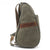 Canvas Shoulder Bags,Chest Crossbody Bag, Leather Chest bag MC82066
