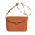 Handmade Top Grain Leather Messenger Bag Women Satchel QY8626