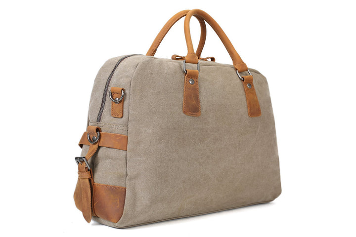 Canvas Tote Duffle Travel Handbag Weekend Bag AF29