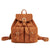 Handmade Leather Backpack Travel Backpack Women Backpacks QY8627