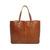 Handmade Full Grain Women Leather Tote Bag Diaper Bag Handbag YD8050