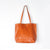 Handmade Full Grain Leather Lady Tote Bag Shopping Bag Women Tote Shoulder Bag ZD7349