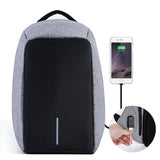 Waterproof Laptop Backpack Anti theft Backpack USB Charger 17 Inch Backpack Travel Men Women - Unihandmade