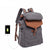Handmade Canvas Backpack,  Rucksack School Casual Backpack Laptop, Backpack with USB Charge YD5508