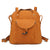 Handmade Leather Backpack Girl, Women's Shoulder Bag Backpack JO3011