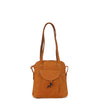 Handmade Leather Backpack Girl, Women's Shoulder Bag Backpack JO3011 - Unihandmade