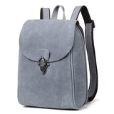 Top Grain Leather Backpack Handmade Backpack Women JO8664 - Unihandmade