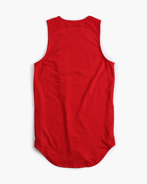 Zipper Sleeveless Vest