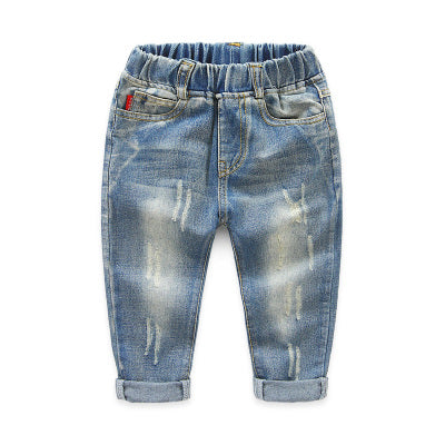 Sandwash Baby Denim