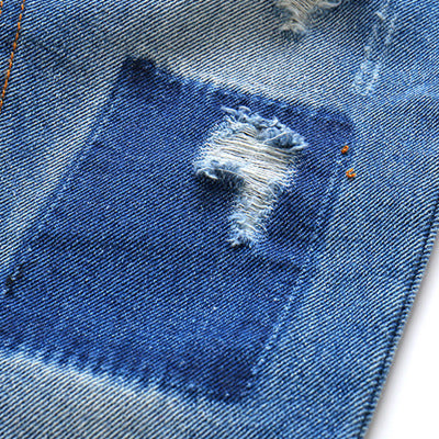 Patch Blue Denim