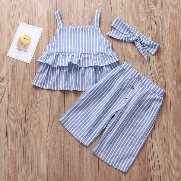 Striped Summer Set