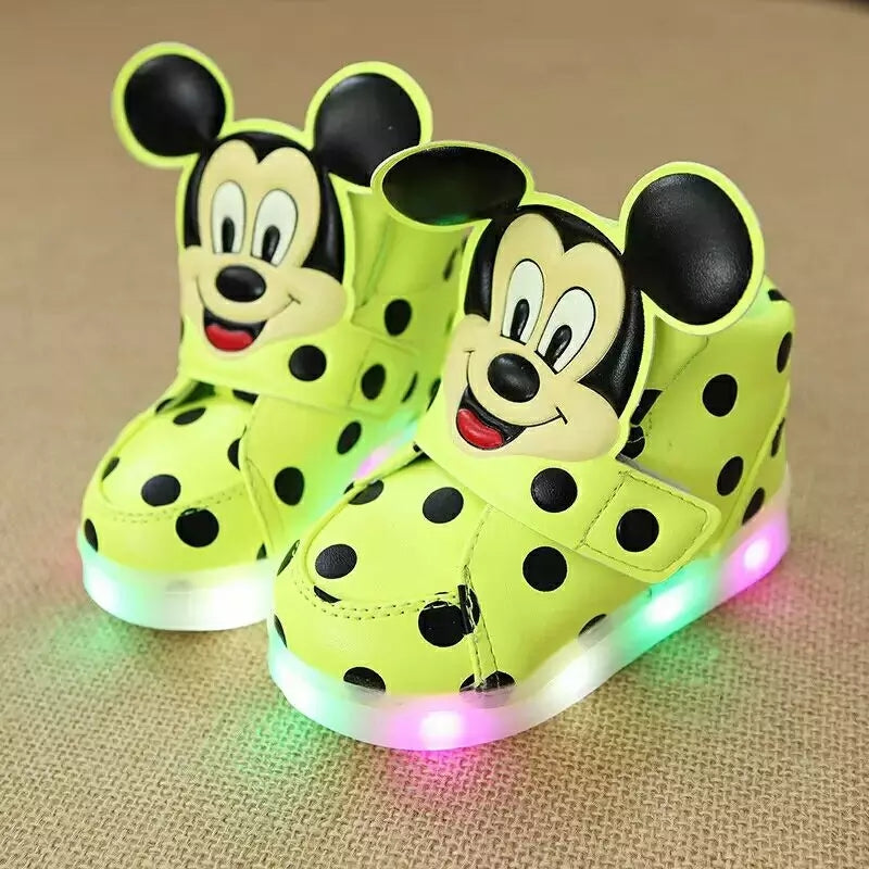 Mickey Mouse LED Shoes