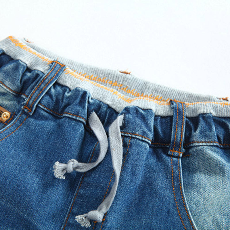 Monkey Wash Baby Denim